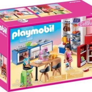 Playmobil Dollhouse: Family Kitchen