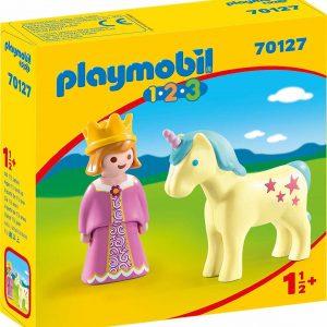 Playmobil 123: Princess with Unicorn