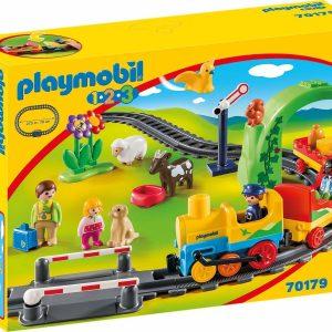 Playmobil: My First Train Set (70179)