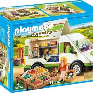 Playmobil® Country - Mobile Farm Market (70134)