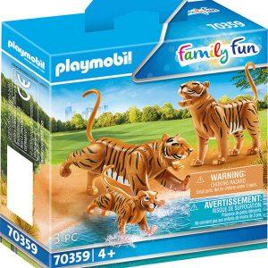 Playmobil® Family Fun - Tigers with Cub (70359)