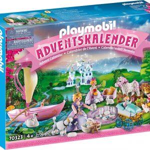 Playmobil Christmas: Advent Calendar Royal Picnic in the Park 70323
